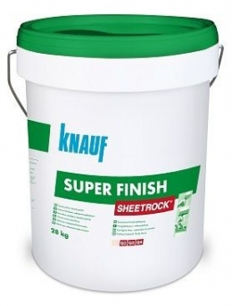 Шпаклевка Sheetrock Knauf Super Finish 25кг